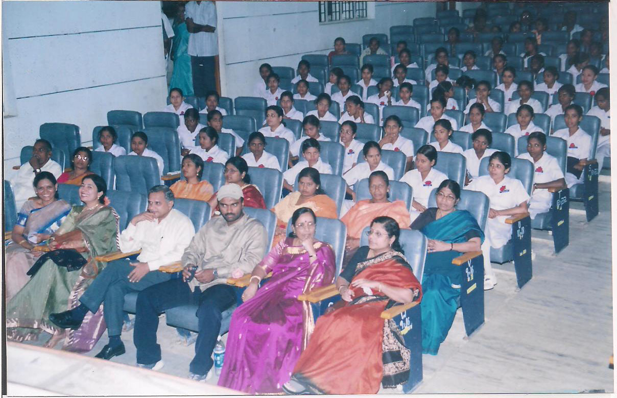 Mamatha School Of Nursing